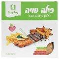 Вегетарианское филе сои - соевый шницель и стейк 200 гр - SoyJoy