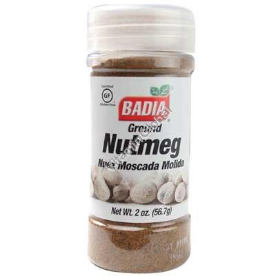 Мускатный орех молотый 56.7 гр - Badia