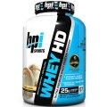 Ultra Premium Whey HD Protein Powder Vanilla Caramel 1.85 kg - bpi Sports