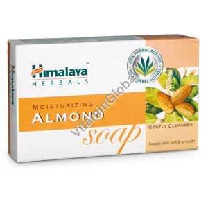 Аюроведическое миндальное мыло 75 гр - Himalaya Herbals
