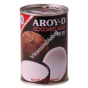 Coconut Milk 400 ml - Aroy-D
