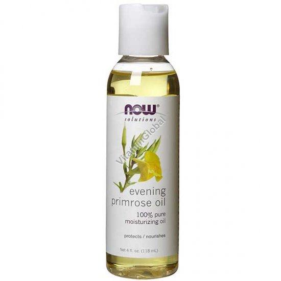 Pure Evening Primrose Oil 118ml (4 fl. oz.) - Now Solutions