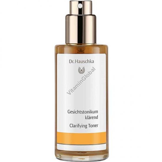Clarifying Toner tones, balances and calms oily skin 100m - Dr. Hauschka