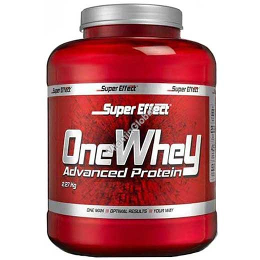 Kosher One Whey Advanced Protein Chocolate Flavour 2.27 kg - Super Effect