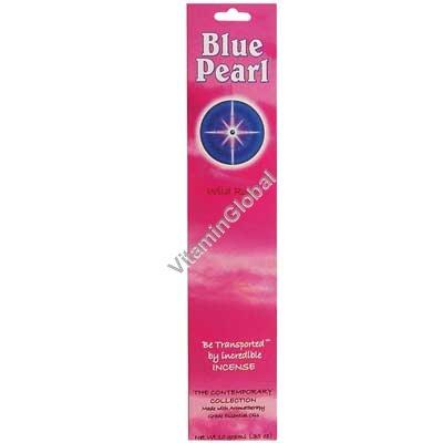 Индийские натуральные благовония дикая роза 10 гр - Blue Pearl