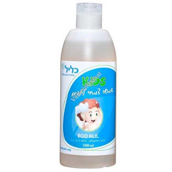 Kids Herbal Shampoo 500ml - Eco Clil