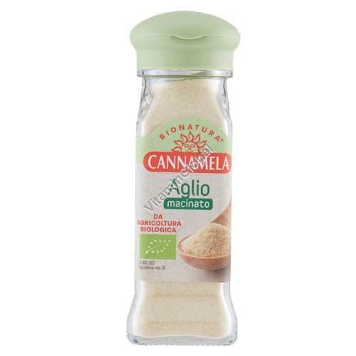 Органический молотый чеснок 70 гр - Cannamela