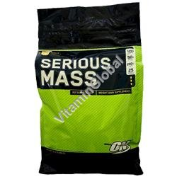Гейнер Serious Mass вкус ванили 5.455 кг - Optimum Nutrition