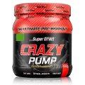 Crazy Pump Kosher Pre-workout Fruit Flavor 400g - Super Effect