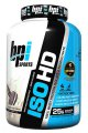 ISO HD Protein Isolate & Hydrolysate Cookies and Cream 2.398 kg - bpi Sports