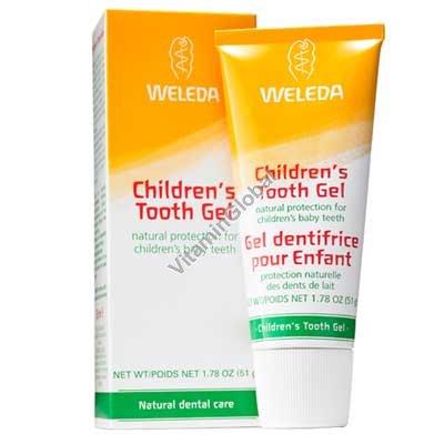 """משחת שיניים לילדים 50 מ""""ל - וולדה"""