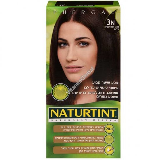 3N Dark Chestnut Brown - Naturtint