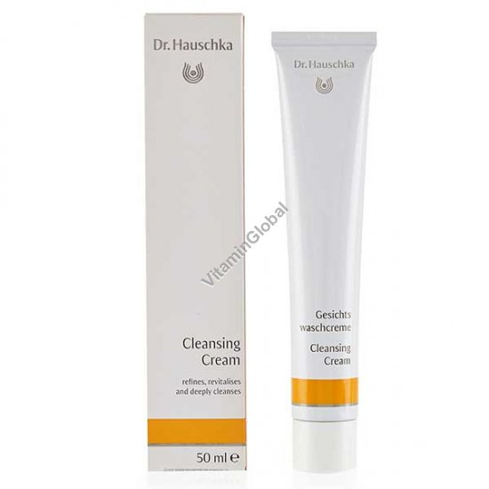 Cleansing Cream 50ml - Dr. Hauschka