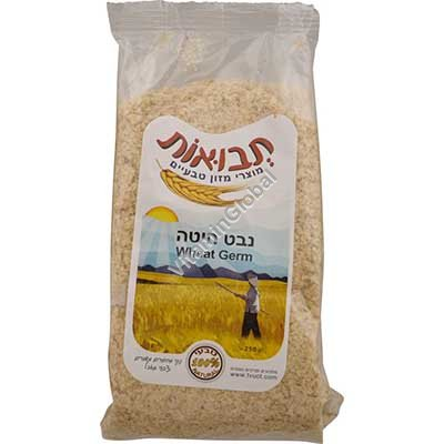 Kosher Wheat Germ 250g - Tvuot