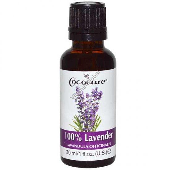 Lavender Oil 30 ml - Cococare