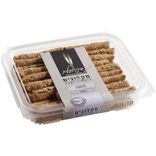 Spelt Salty Sticks with Black Cumin 200g - Dani & Galit