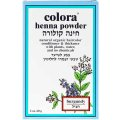 Henna Powder Burgundy 60g (2 oz.) - Colora