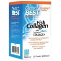 Fish Collagen, 30 Powder Stick Packs, 150g - Doctor's Best